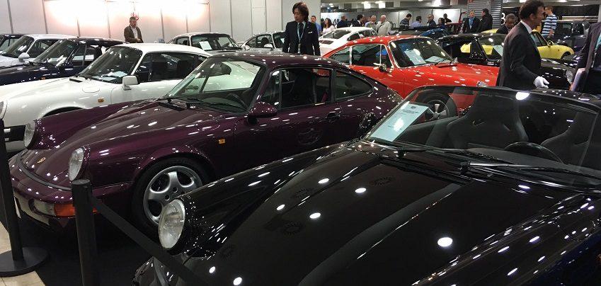 Porsche stor