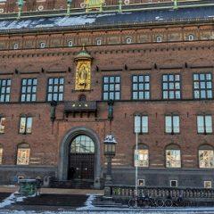 photo københavns rådhus