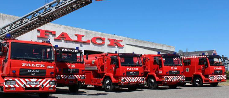 Falck web