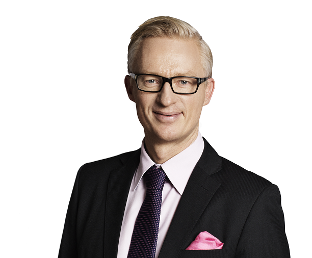 Tryg og direktør Morten Hübbe er et af de selskaber, der er under pres.