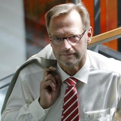 Anders Dam. Bankdirekt¿r i Jyske Bank.