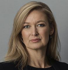 Henriette Kinnunen portræt