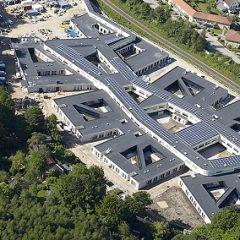 6.2 Et konsortium af pensionskasser er investorerne bag Psykiatrisk Sygehus i Vejle. Projektet opføres efter en OPP-model