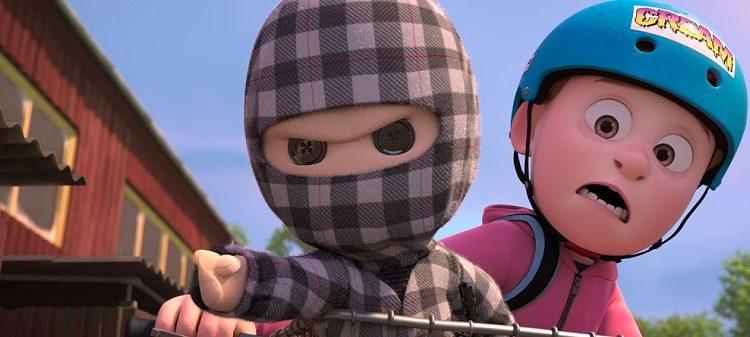 Animationsfilmen Ternet Ninja er et eksempel på en film, der ville ligge godt til den nye filminvesteringsfond Scandinavian Film Funds. PR-foto