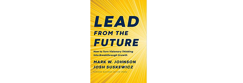Lead from the future