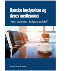 danske bestyrelser