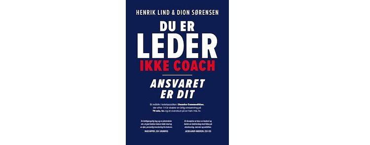 Du er leder ikke coach