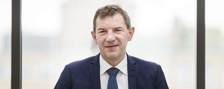 Lars Petersson, Administrerende direktør i Sparekassen Sjælland - Fyn.
