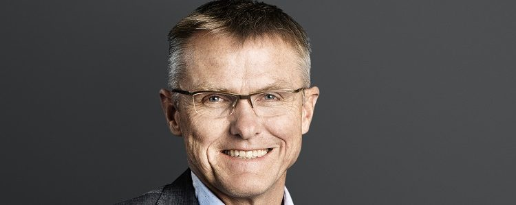 Administrerende direkt├©r Lasse Nyby